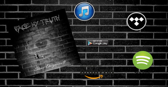 Digital stores with my album